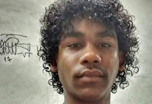 Anderson Cardoso, de 17 anos, foi morto no Alemão Foto: Facebook/Reprodução