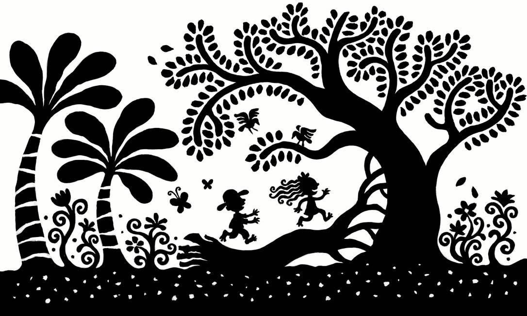 A flor do mato, de Marcelo Pimentel Foto: Marcelo Pimentel / divulgação