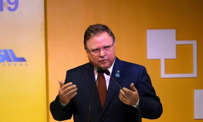 Blairo Maggi, ministro da Agricultura Foto: Ruy Baron / Agência O Globo