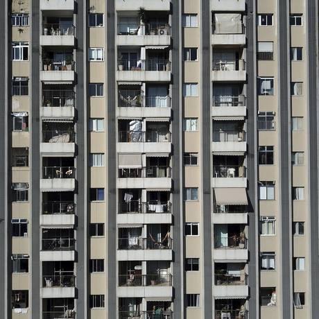 Casa própria. Atualmente, são financiados imóveis de até R$ 950 mil em Minas Gerais, Rio, São Paulo e DF. Nos demais locais, o teto é R$ 800 mil Foto: Custodio Coimbra / Agência O Globo