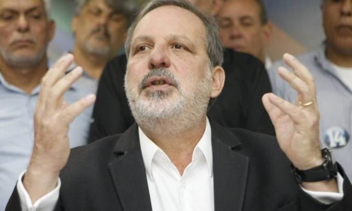 O senador e ex-ministro Armando Monteiro Neto (PTB) Foto: Hans von Manteuffel