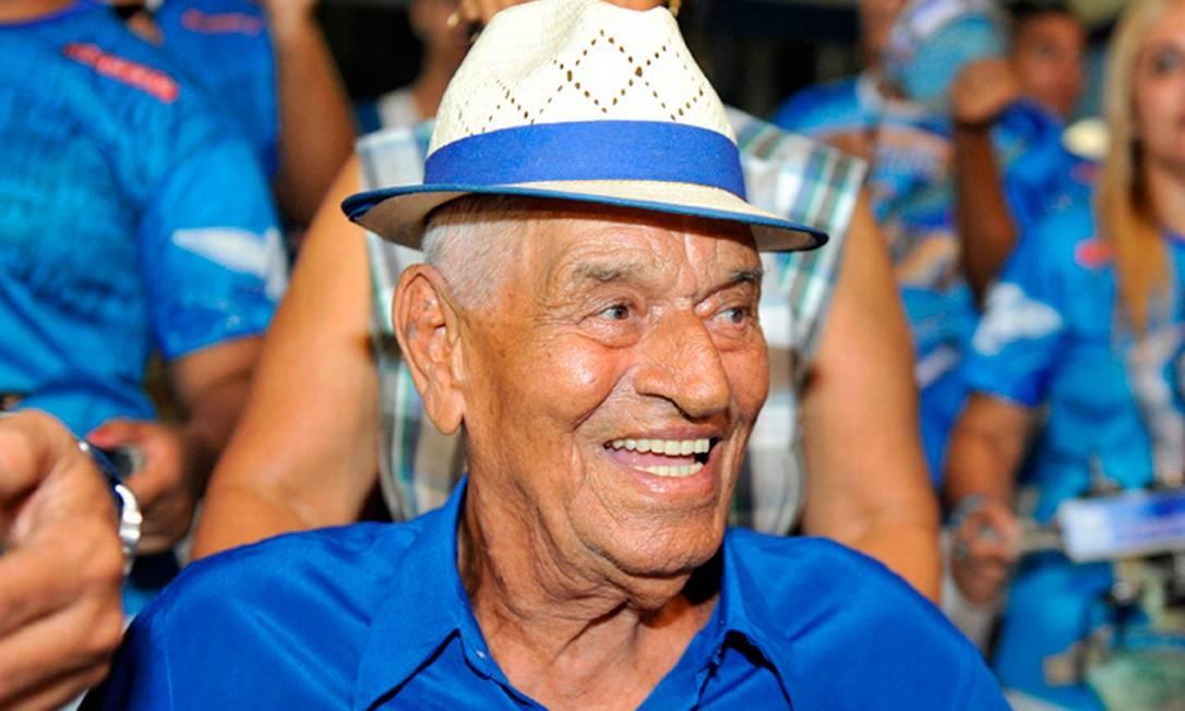 Casquinha da Portela morreu aos 95 anos Foto: Divulgação