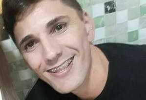 Lucas Chaves Pinho, de 32 anos, está desaparecido desde a madrugada do último domingo Foto: Reprodução
