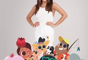 O primeiro projeto infantil de Anitta Foto: Divulgação