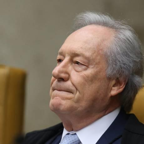O ministro do Supremo Tribunal Federal Ricardo Lewandowski Foto: Ailton de Freitas / Agência O Globo