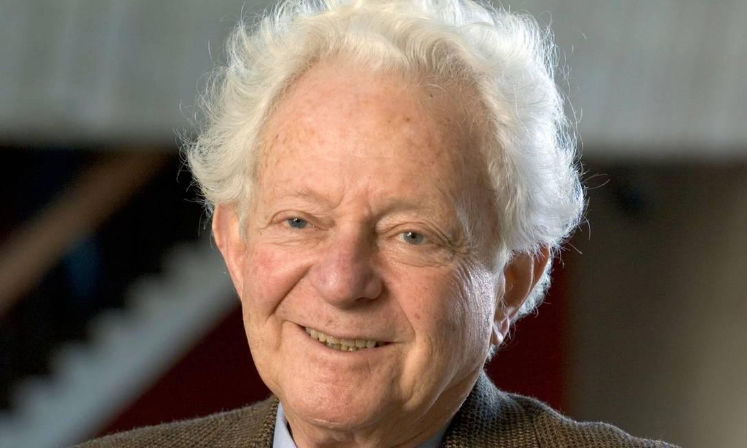 O físico Leon M. Ledermanem foto de novembro de 2014 Foto: Reidar Hahn / Fermilab