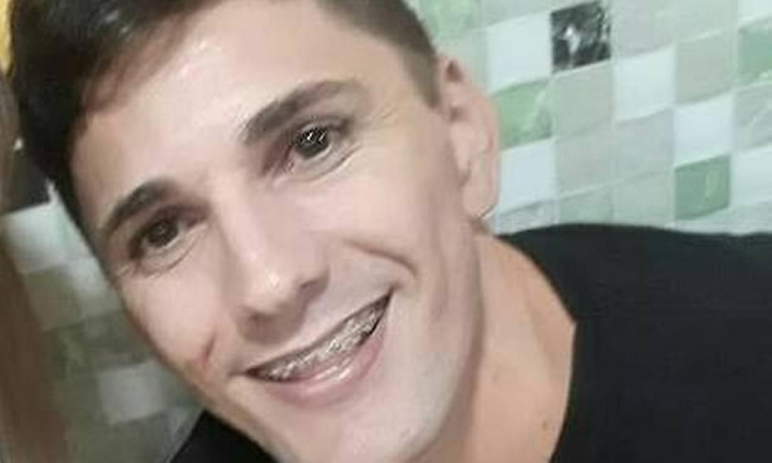Lucas Chaves Pinho, de 32 anos, estava desaparecido desde a madrugada do último domingo Foto: Reprodução