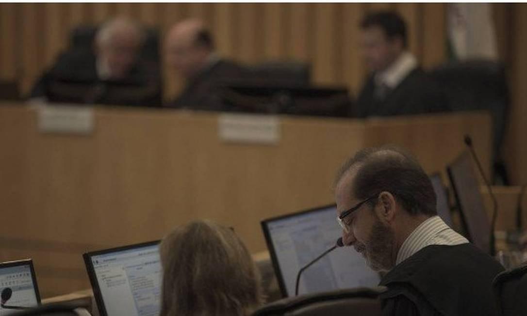 Plenário do Tribunal Superior do Trabalho (TST) Foto: Daniel Marenco / Agência O Globo