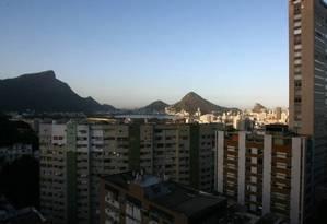 Apartamentos ficam no bairro mais cobiçado do Rio de Janeiro Foto: Arquivo - Agência O Globo