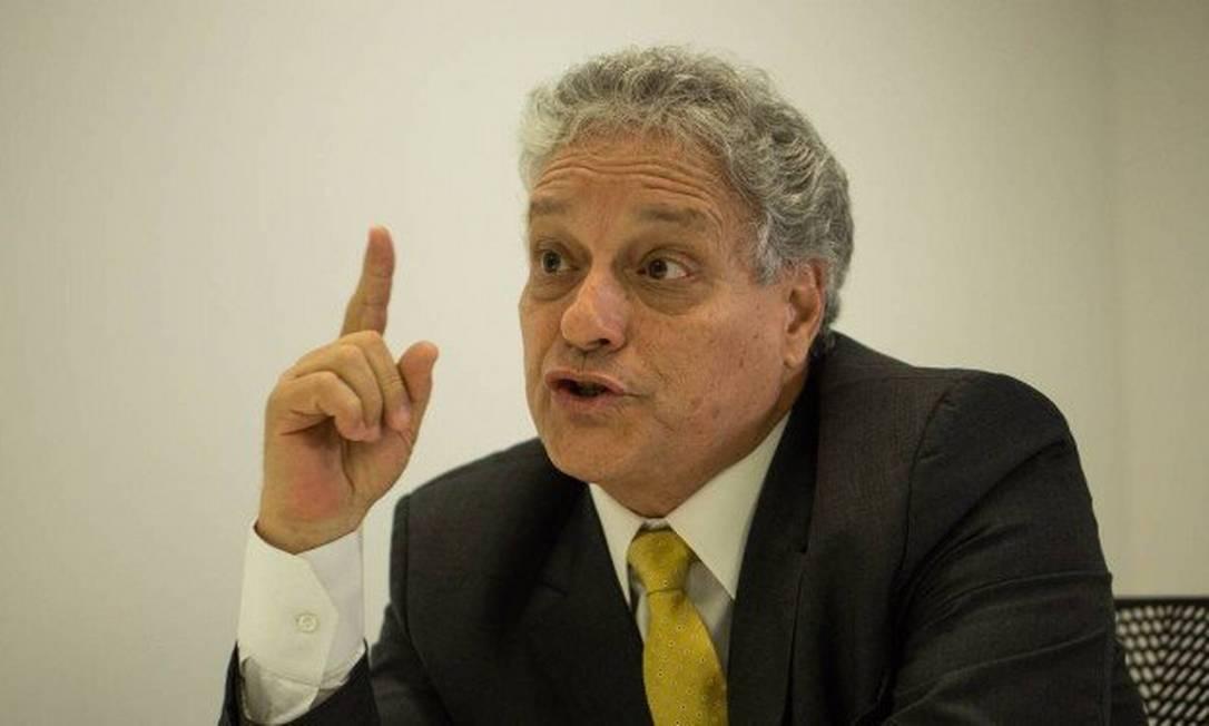 João Vicente Goulart, filho do ex- presidente João Goulart Foto: Brenno Carvalho/Agência O Globo