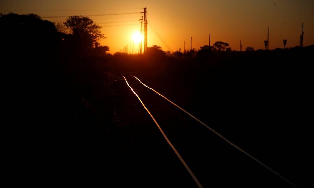 Nascer do sol em Harare, Zimbábue Foto: SIPHIWE SIBEKO / REUTERS