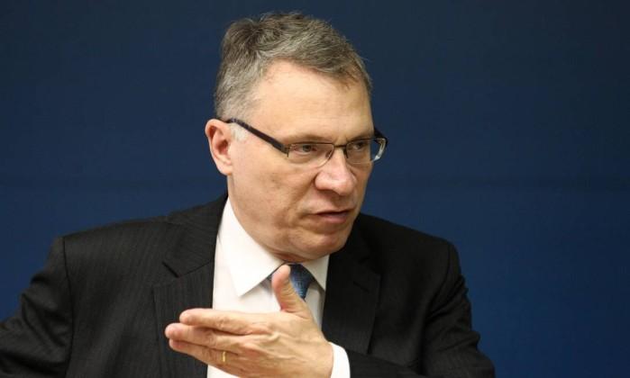 O ex- ministro da Justiça Eugênio Aragão Foto: Michel Filho / Agência O Globo