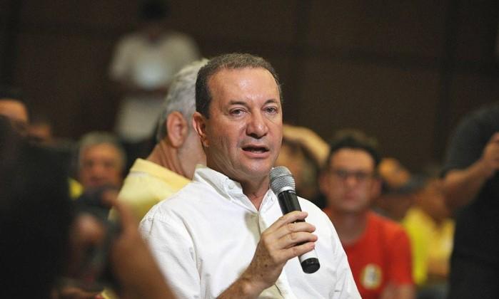 O candidato Márcio Miranda Foto: Reprodução / Facebook