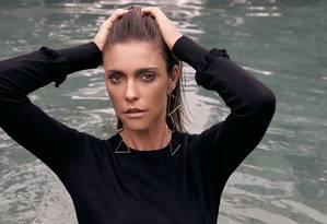 A apresentadora Fernanda Lima em ensaio exclusivo Foto: Claudio Carpi