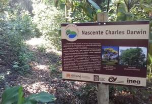 Caminho do Darwin será endereço da nova sede do Parque Estadual da Serra da Tiririca Foto: Divulgação