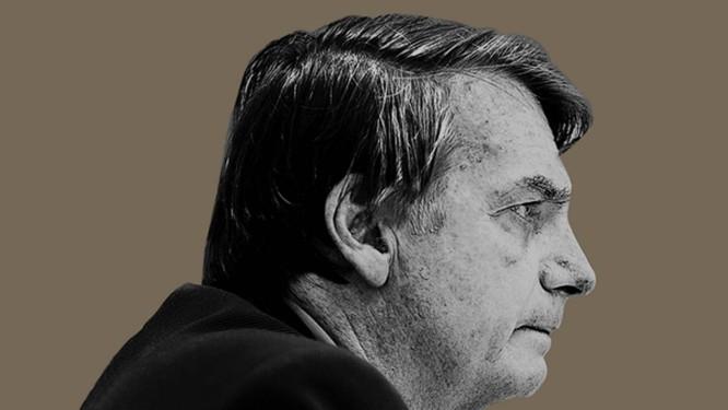 O candidato do PSL à Presidência, Jair Bolsonaro Foto: Agência O Globo