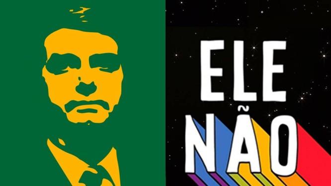 Movimentos discordam em suas posições sobre o candidato Jair Bolsonaro Foto: Agência O Globo