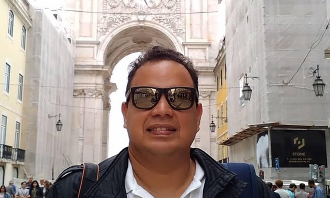 O professor Euclides Tavares Foto: Instagram / Reprodução