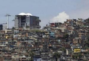Complexo do Alemão Foto: Arquivo/O Globo