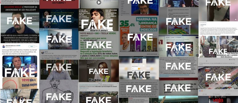 Fato ou Fake Foto: Reprodução