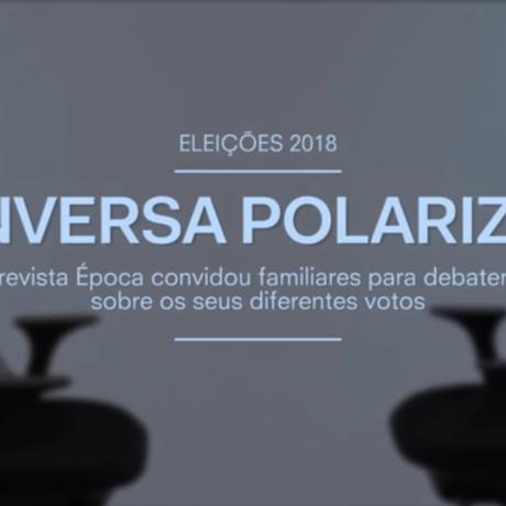 Familiares e casais discutem posições políticas Foto: Agência O Globo