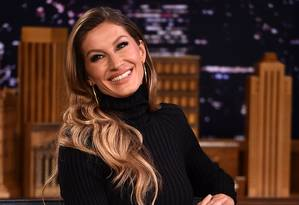 Gisele: respostas no Insta Foto: Theo Wargo / Getty Images for NBC