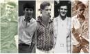 Bolsonaro, Haddad, Ciro Gomes, Alckmin e Marina quando jovens Foto: Arquivo pessoal