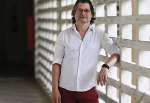 O microempresário Moisés Souza se decidiu por Jair Bolsonaro Foto: Edilson Dantas/Agência O Globo
