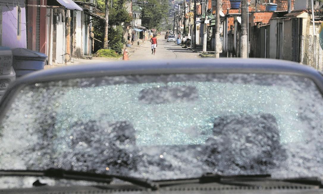 Rio é a maior área de risco para crimes eleitorais Foto: Antônio Scorza / Agência O Globo