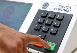 Eleitores brasileiros que moram no exterior já começaram a votar Foto: Divulgação