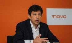 Um dos fundadores do Novo, João Amoêdo quer voltar para o Diretório Nacional do partido Foto: Geraldo Bubniak / AGB / Agência O Globo