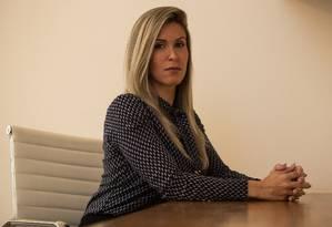 A advogada Danielle Coimbra explica quando banco pode ser responsabilizado por fraudes. Foto: Emily Almeida / EMILY ALMEIDA / Agência O Globo
