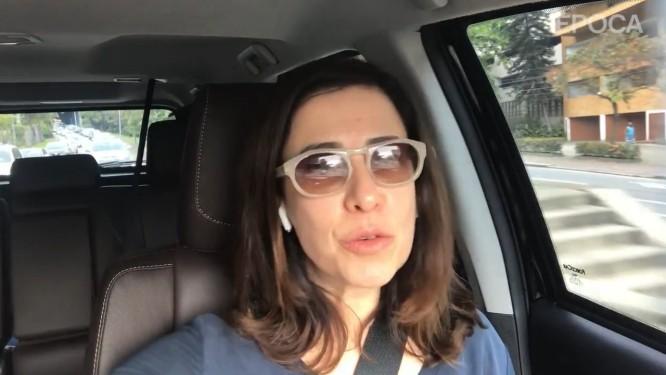 A atriz e escritora Fernanda Torres Foto: Agência O Globo
