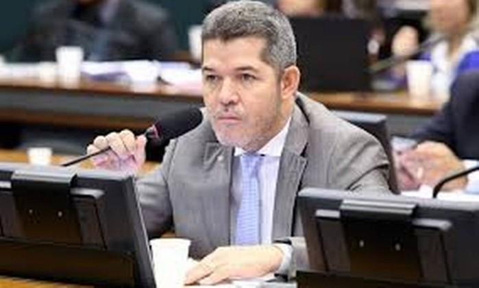 O deputado federal Delegado Waldir (PSL-GO) Foto: Agência Câmara dos Deputados