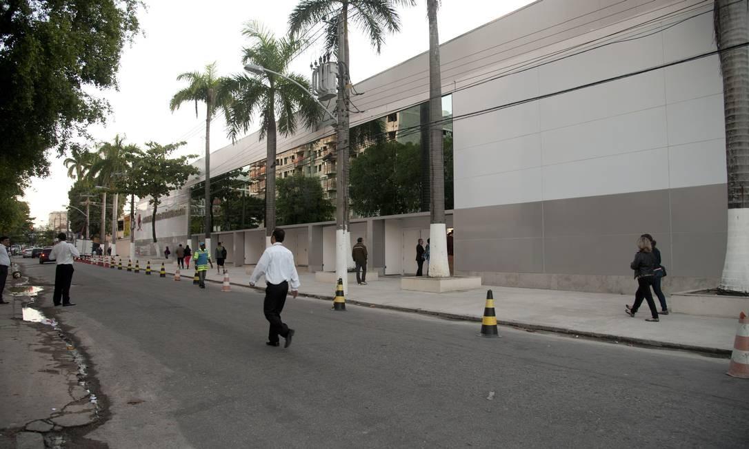 Igreja Assembleia de Deus Vitória em Cristo, na Penha, em 2014 Foto: Adriana Lorete / Agência O Globo