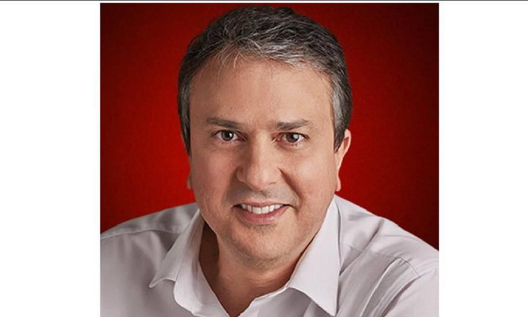 Camilo Santana, do PT, é reeleito governador do Ceará Foto: MOntagem
