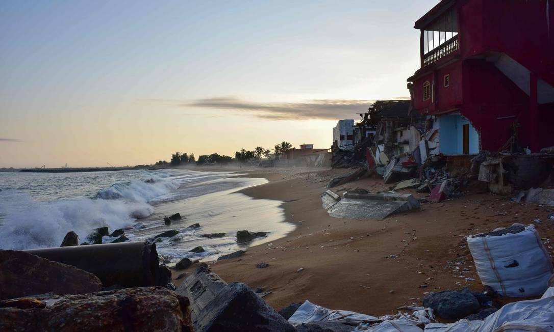 ONU dá último alerta para evitar a catástrofe climática