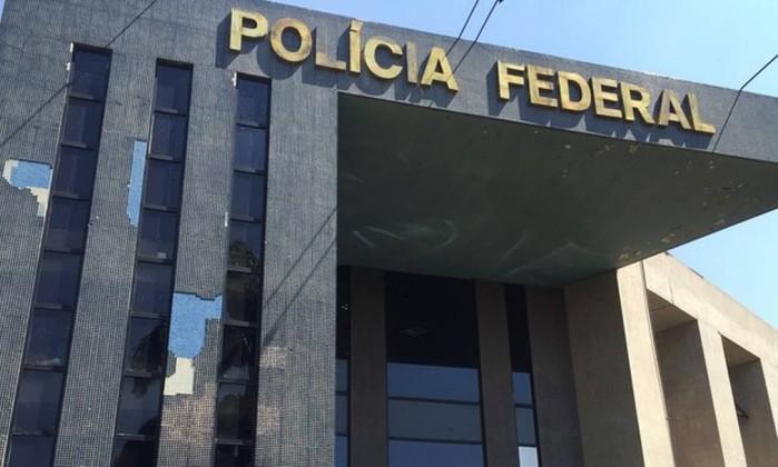Polícia Federal Foto: Gabriel Luiz / G1