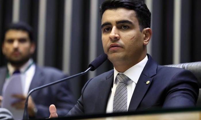 O deputado JHC Foto: Alex Ferreira / Câmara dos Deputados