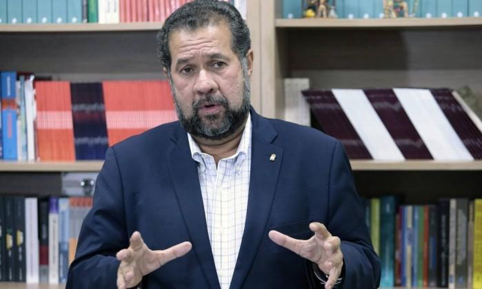 Presidente do PDT, Carlos Lupi Foto: Jorge Wiliam / Agência O Globo