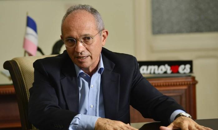 O governador Paulo Hartung Foto: Fabio Vicentini / Agência O Globo