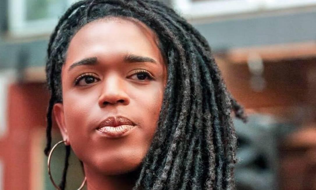 Erica Malunguinho (PSOL) é a única eleita na lista da Associação Nacional de Travestis e Transexuais (Antra) Foto: Divulgação/Facebook