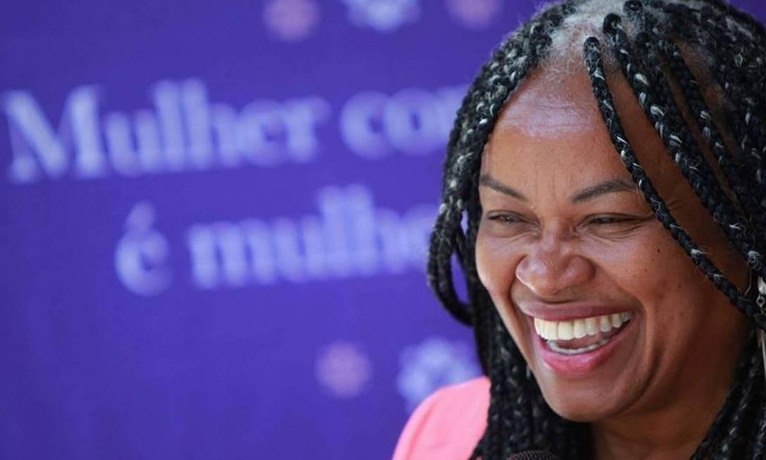 Olívia Santana (PCdoB) é a primeira mulher negra a ser eleita para a Assembleia Legislativa da Bahia Foto: Reprodução/Facebook