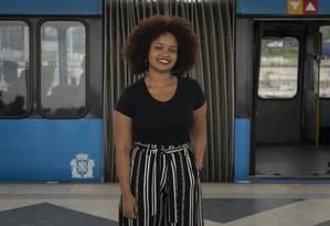 Anelise Gonçalves defende educar homens Foto: Leo Martins / Agência O Globo