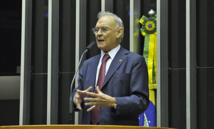 O senador eleito do Rio Arolde de Oliveira (PSD) Foto: Divulgação