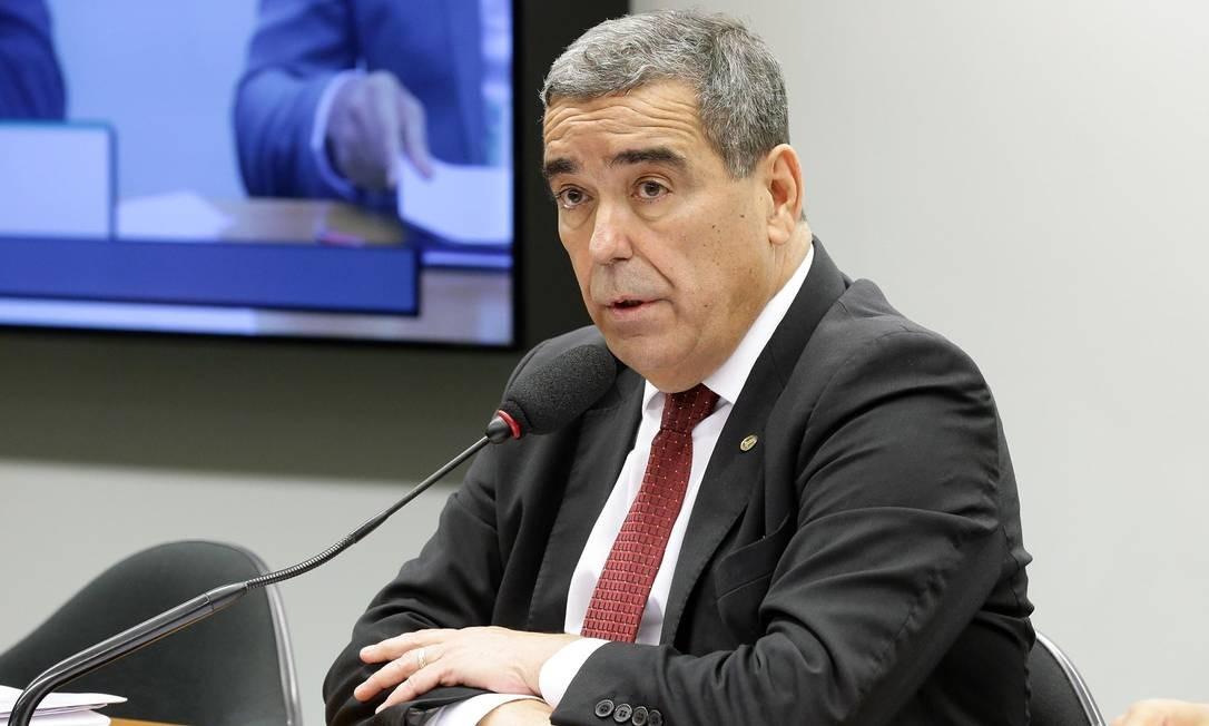 Marcus Vicente é vice-presidente da CBF e não terá novo mandato como deputado federal Foto: Michel Jesus / Michel Jesus/Câmara dos Deputados