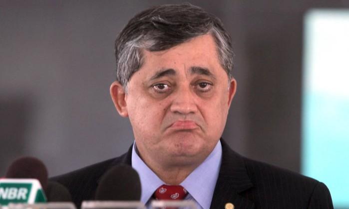 O deputado José Guimarães (PT-CE) Foto: Givaldo Barbosa / Agência O Globo