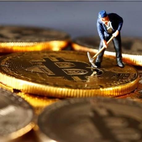 Roubo de criptomoedas subiu 250% em relação a 2017 Foto: Bloomberg