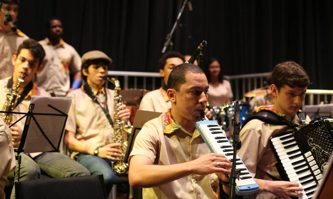 Espaço Cultural Escola Sesc receberáno Rio dez grupos e artistas de todas as regiões do Brasil Foto: Divulgação