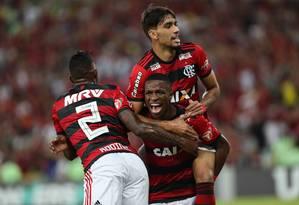 Paquetá e Vinicius nunca esconderam parceria Foto: Divulgação